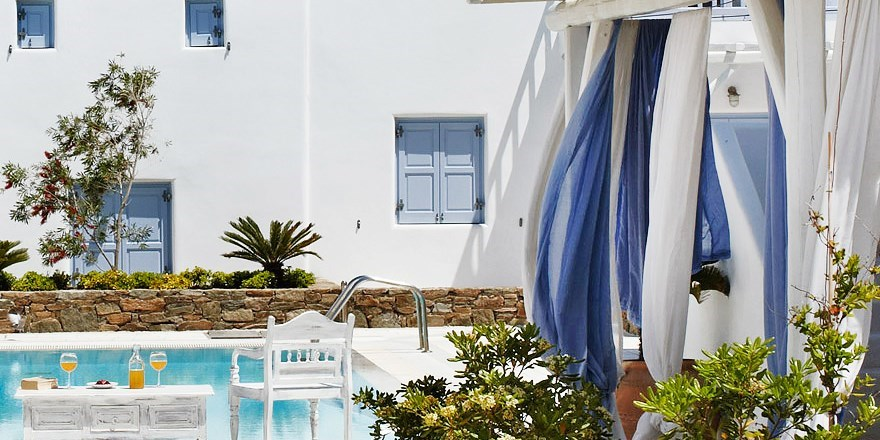 GT Luxury Suites -- Mykonos, Greece