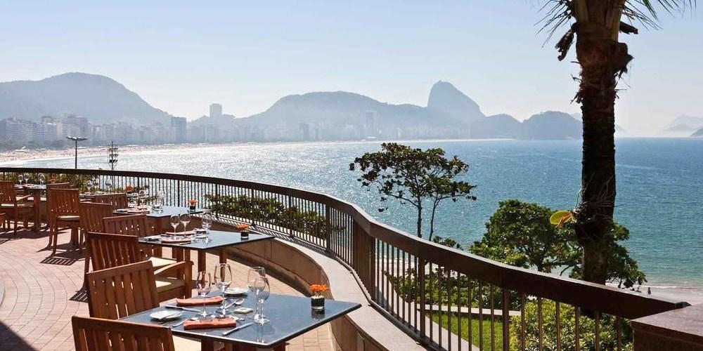 Sofitel Rio de Janeiro Copacabana (closed for refurbishment) -- Rio de Janeiro, Brazil