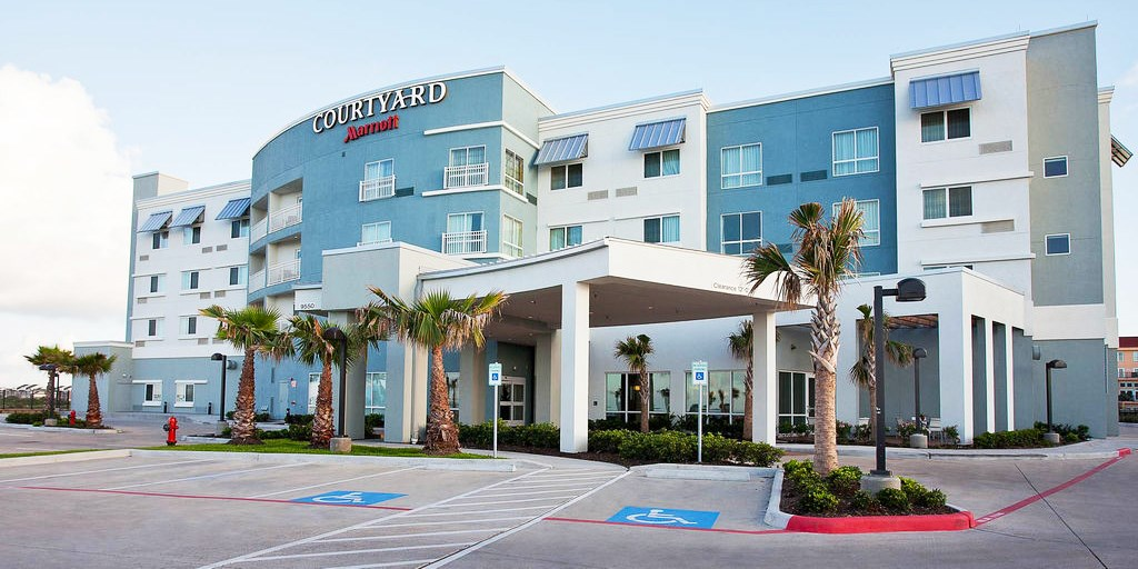 Courtyard by Marriott Galveston Island -- Galveston, TX
