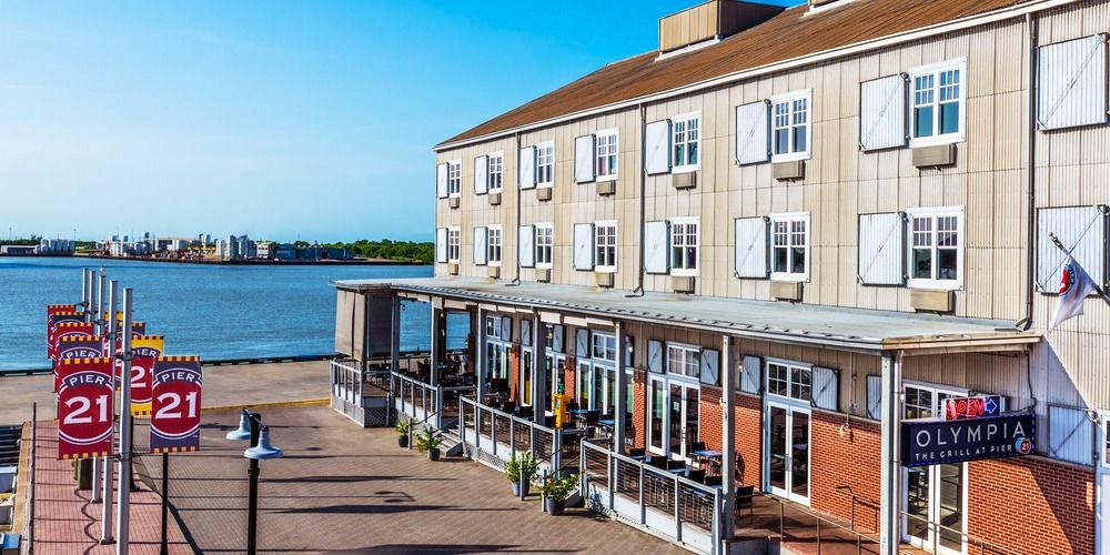 Harbor House at Pier 21 -- Galveston, TX