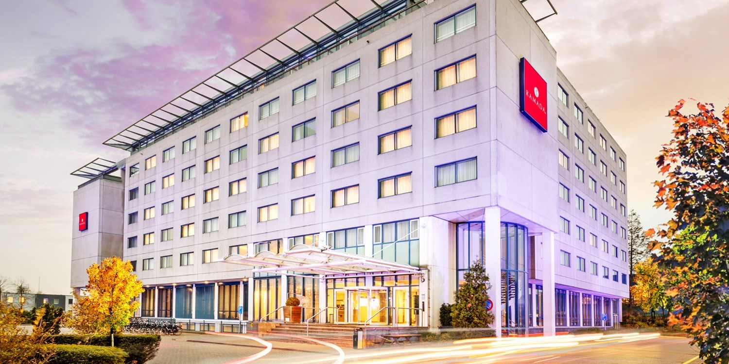 Ramada Amsterdam Airport Schiphol -- Amsterdam, Netherlands - Amsterdam Schiphol (AMS)
