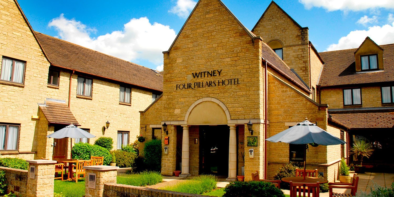 Oxford Witney Four Pillars Hotel -- Witney