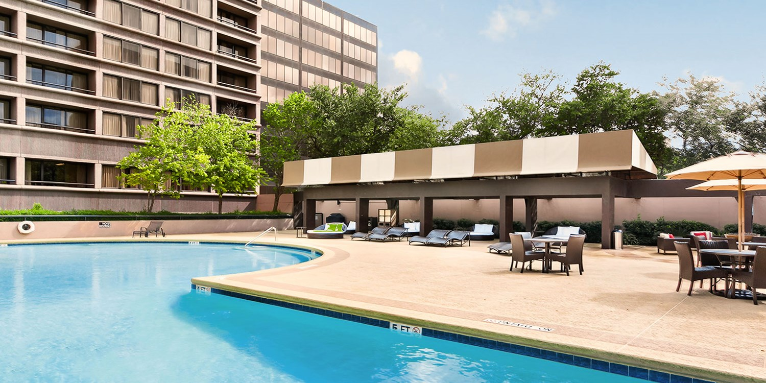DoubleTree by Hilton Hotel & Suites Houston by the Galleria -- Houston, TX