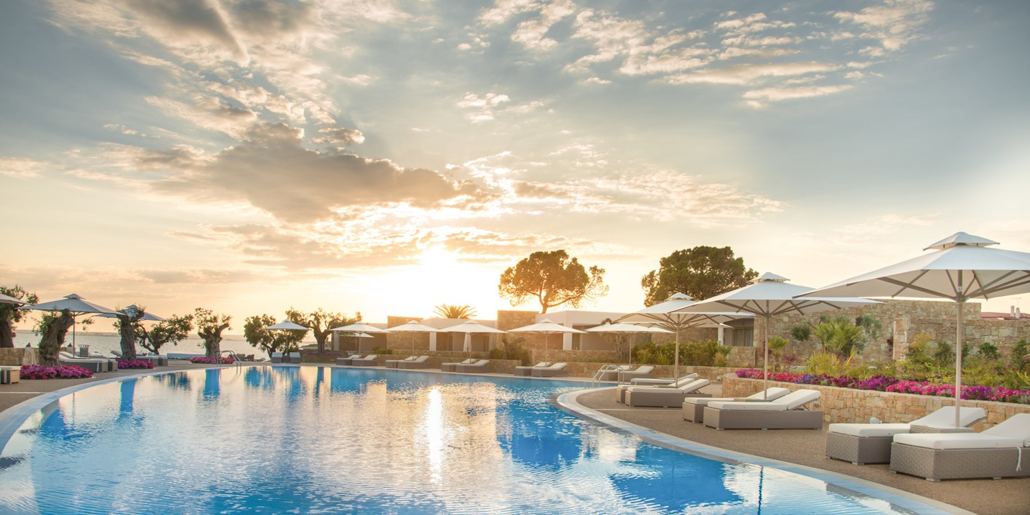 Ikos Oceania - All Inclusive -- Nea Moudania, Greece