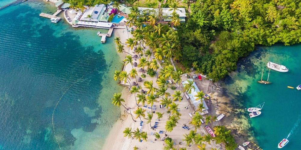 Marigot Beach Club & Dive Resort -- Castries, St. Lucia