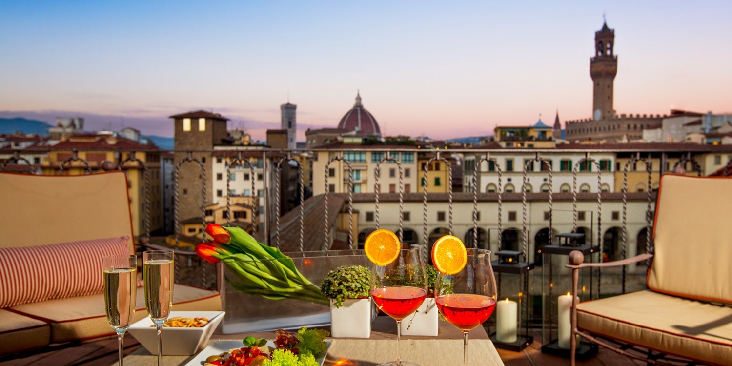 Torre Mannelli Suites -- Florence, Italy