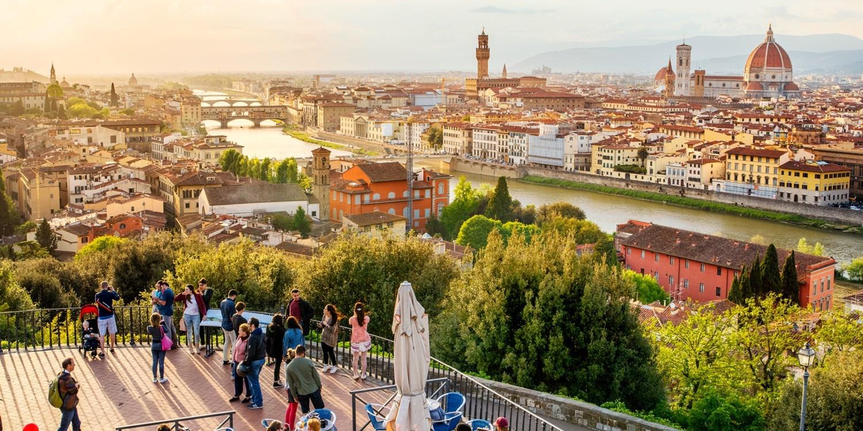 Grand Hotel Adriatico -- Florence, Italy