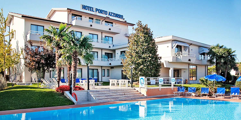 Hotel Porto Azzurro -- Sirmione, Italien