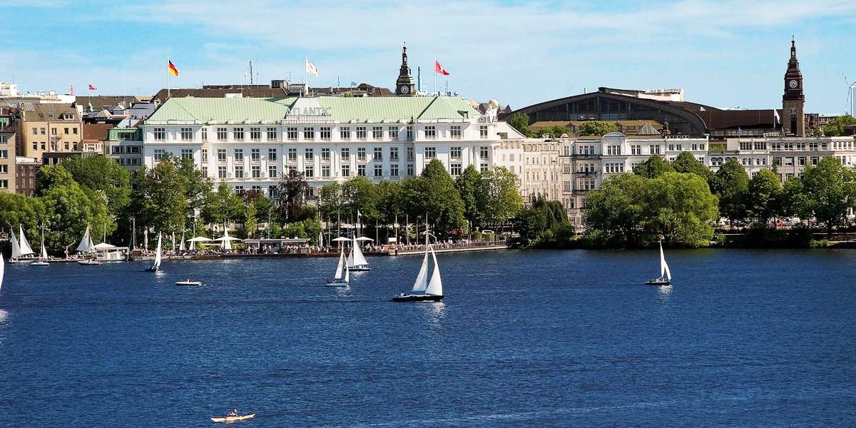 Hotel Atlantic Kempinski Hamburg -- Hamburg, Germany
