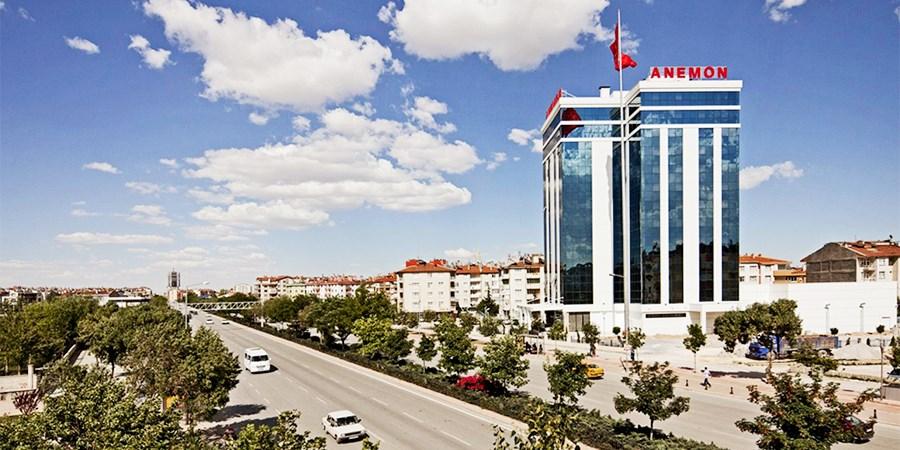Anemon Konya Hotel -- Konya, Turkey