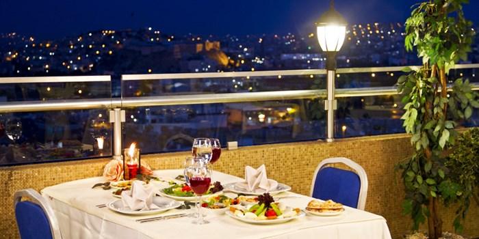 Grand Hotel Gaziantep -- Gaziantep, Turkey