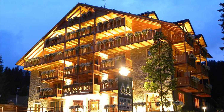 Hotel Maribel -- Madonna di Campiglio, Italien