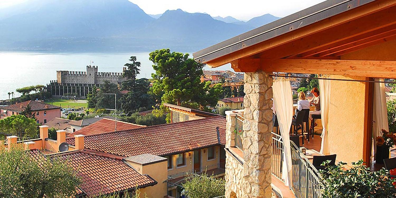 Residence Ca' del Lago -- Torri del Benaco, Italien