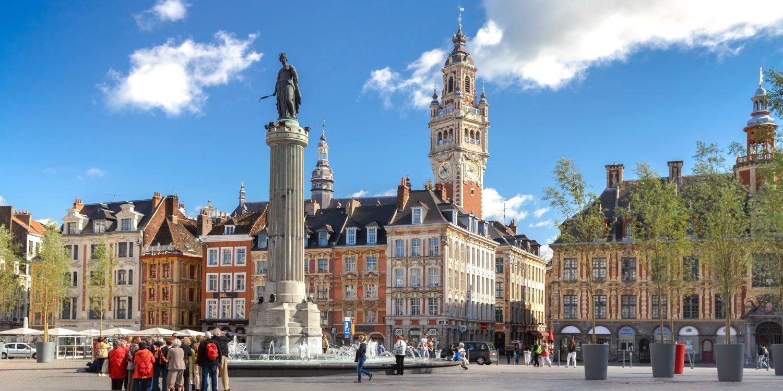 Hôtel Art-Déco Euralille -- Lille, France