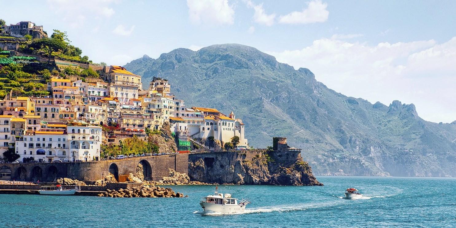 Hotel La Margherita - Villa Giuseppina -- Amalfi Coast, Italy