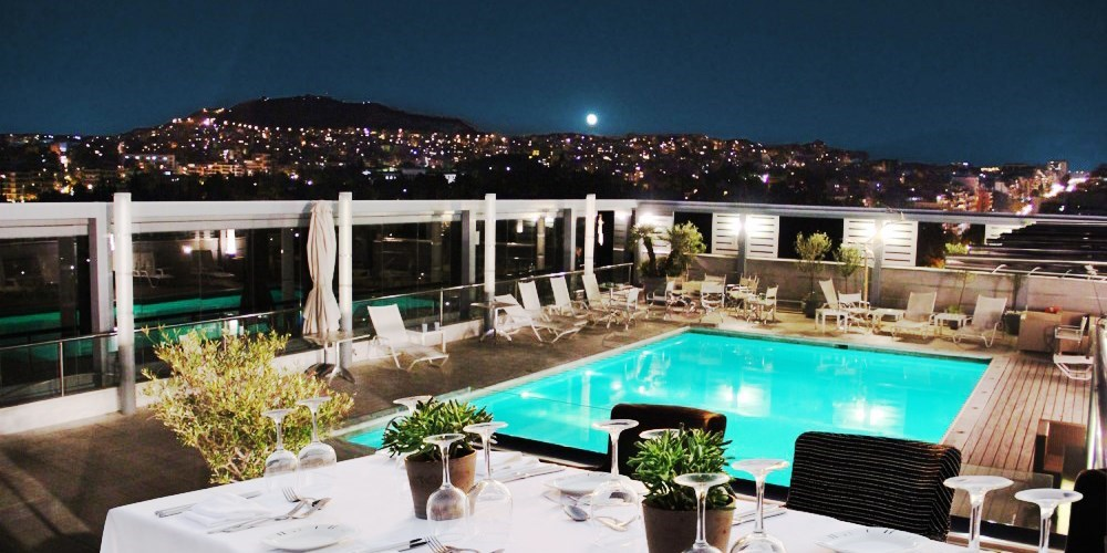 Radisson Blu Park Hotel, Athens -- Athens, Greece