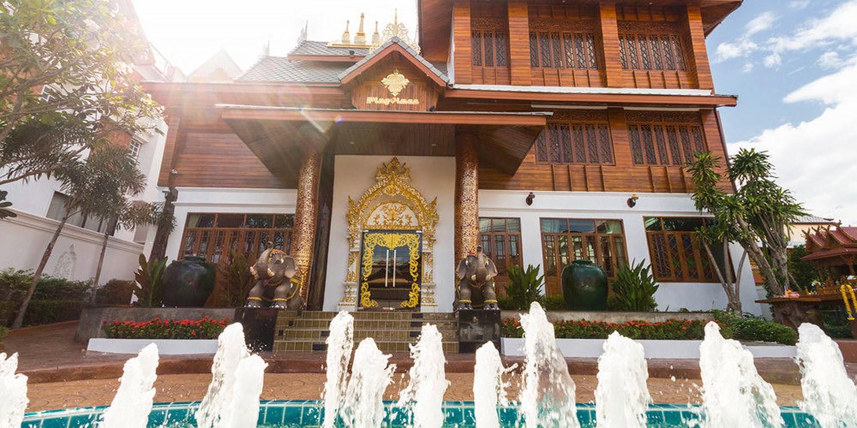 Pingviman Hotel -- Chiang Mai, Thailand