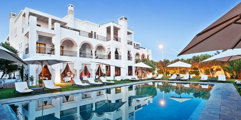 Riad Villa Blanche -- Agadir, Morocco