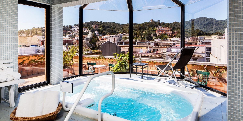Hotel URH Vila de Tossa -- Tossa de Mar, Spain