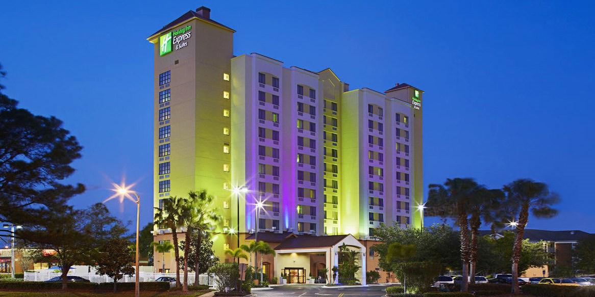 Holiday Inn Express & Suites Nearest Universal Orlando -- International Drive Area, Orlando