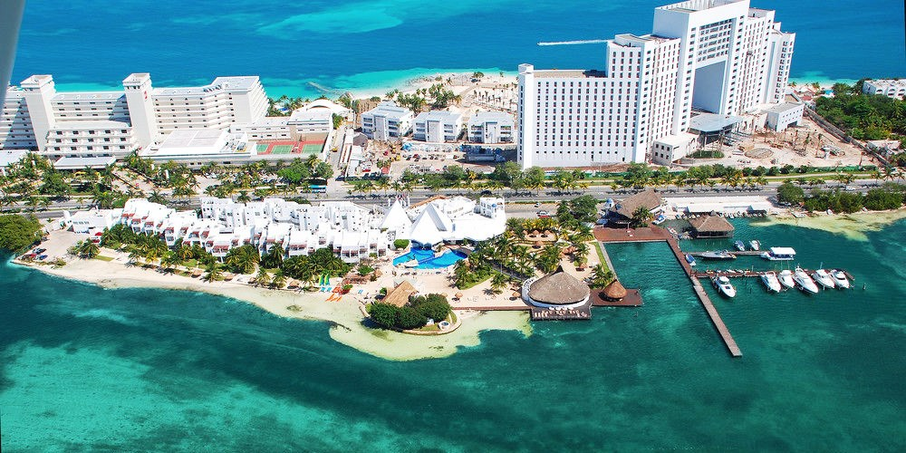 Sunset Marina Resort & Yacht Club - All Inclusive -- Cancun, Mexico
