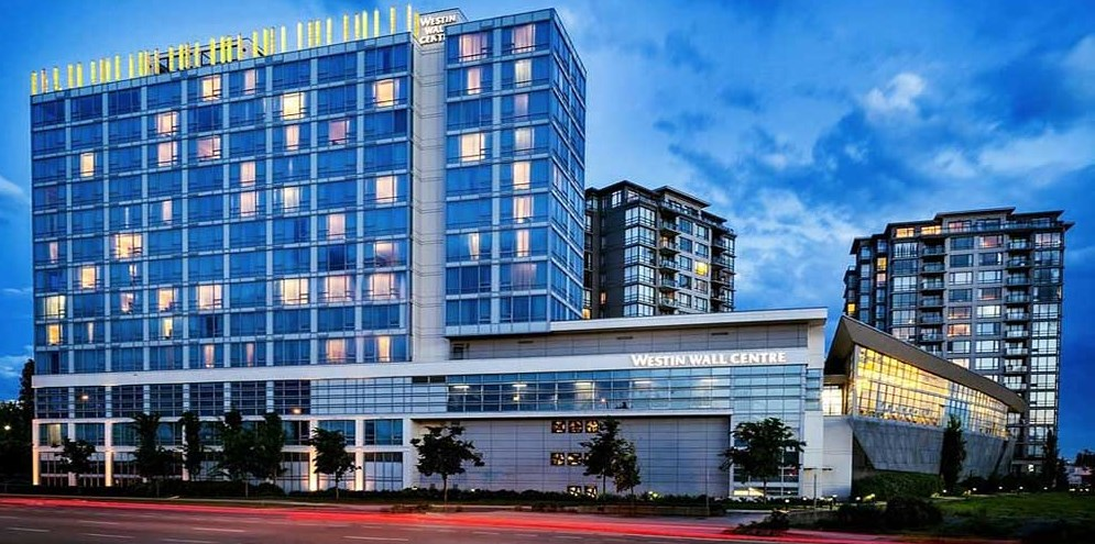 The Westin Wall Centre, Vancouver Airport -- Richmond, Canada
