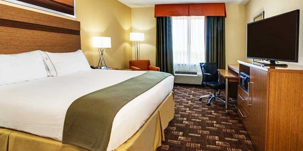 Holiday Inn Express & Suites Fort Lauderdale Airport South -- Dania, FL