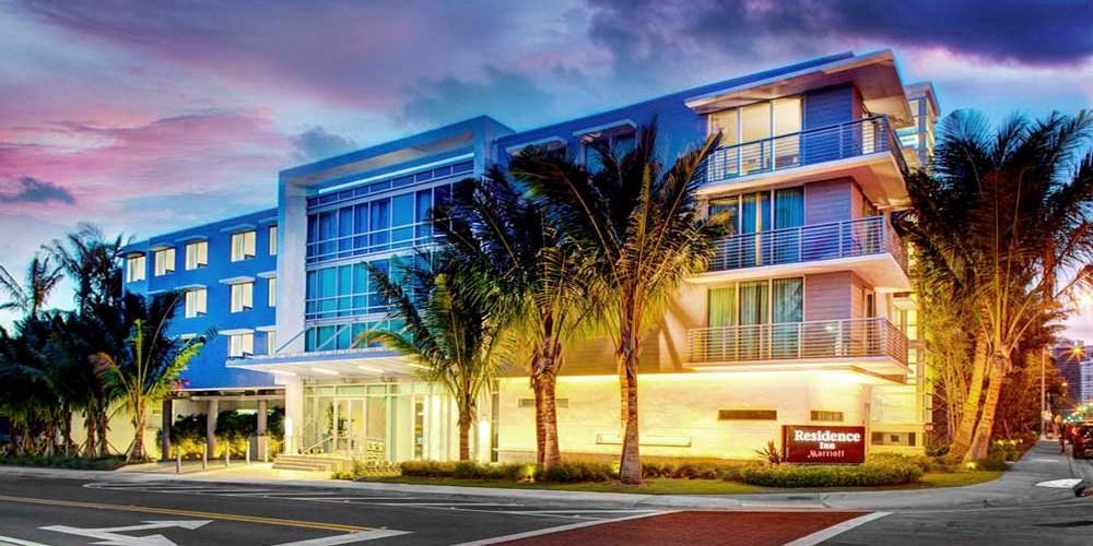 Residence Inn by Marriott Miami Beach Surfside -- Surfside, Miami