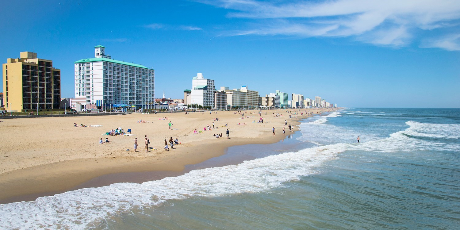 $104-$133 – Virginia Beach Oceanfront Stays into Summer -- Virginia Beach, VA