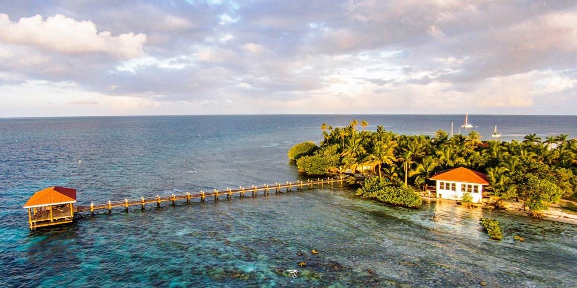 Hatchet Caye Island Resort -- Placencia, Belize - Placencia (PLJ)