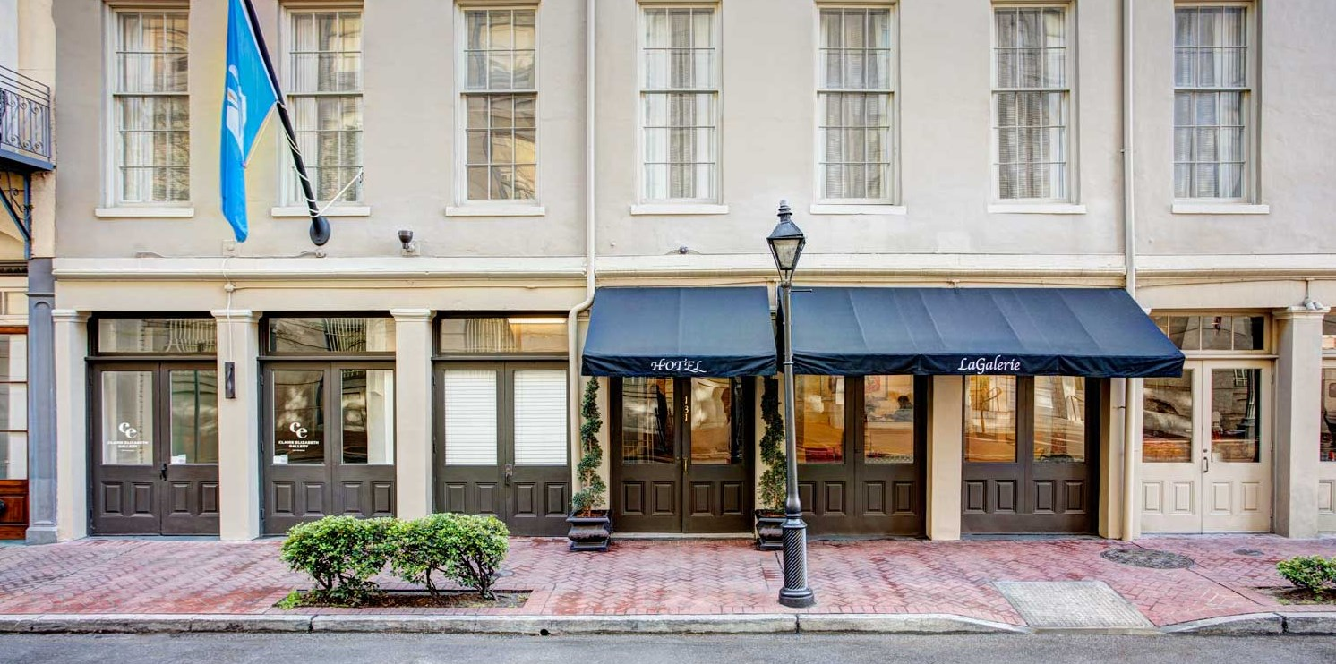 La Galerie Hotel  -- New Orleans, LA
