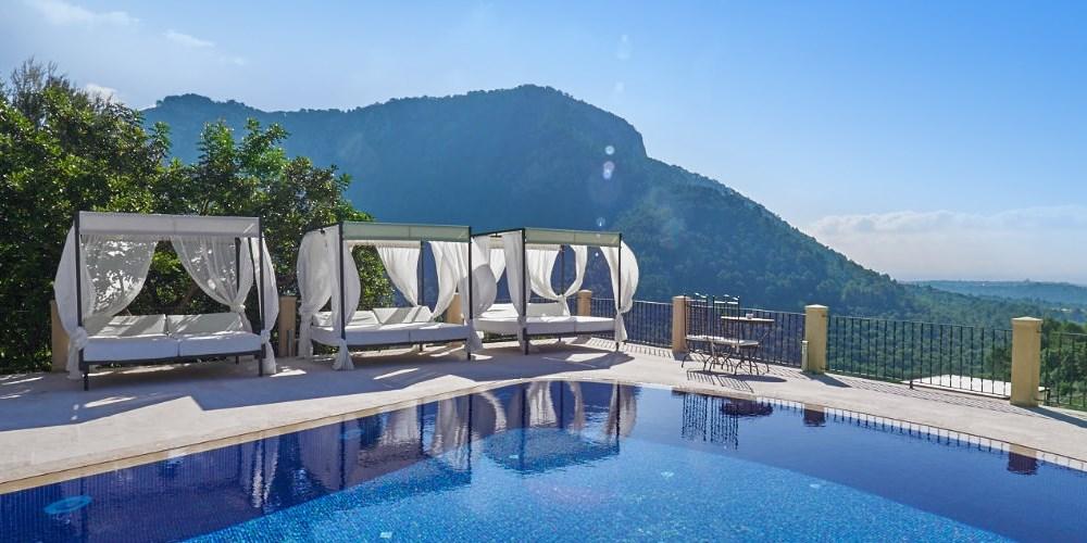 Finca Hotel Albellons Parc Natural -- Mallorca, Spanien