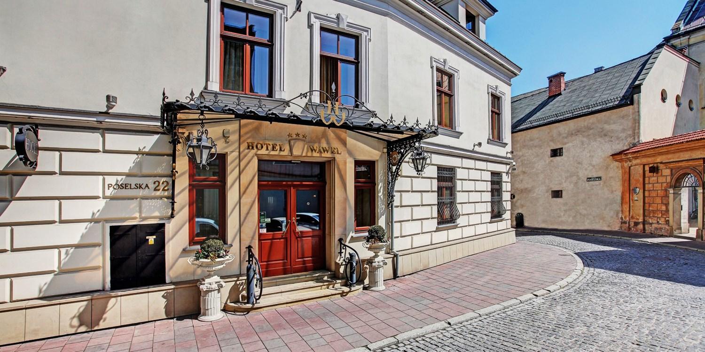 Hotel Wawel -- Krakow, Poland