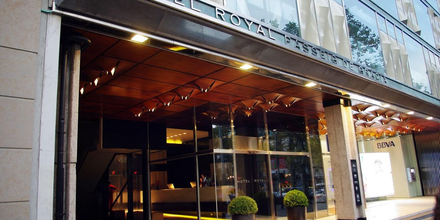 Hotel Royal Passeig de Gracia -- Barcelona, Spain
