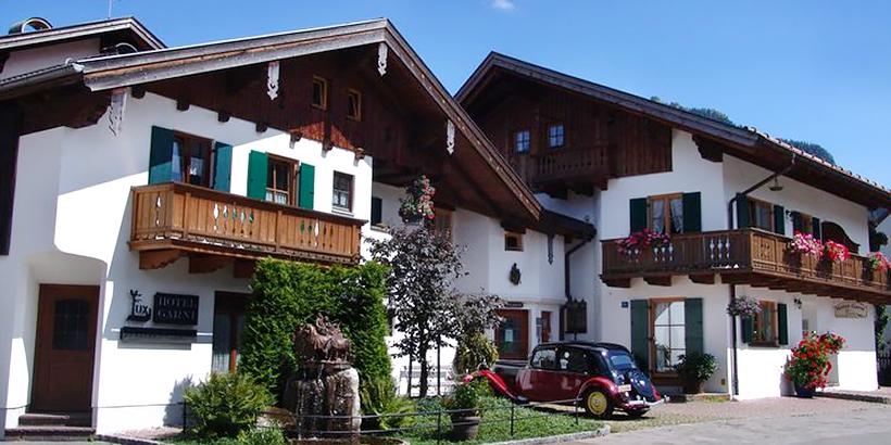 Ferienhaus Fux Hotel Garni -- Oberammergau