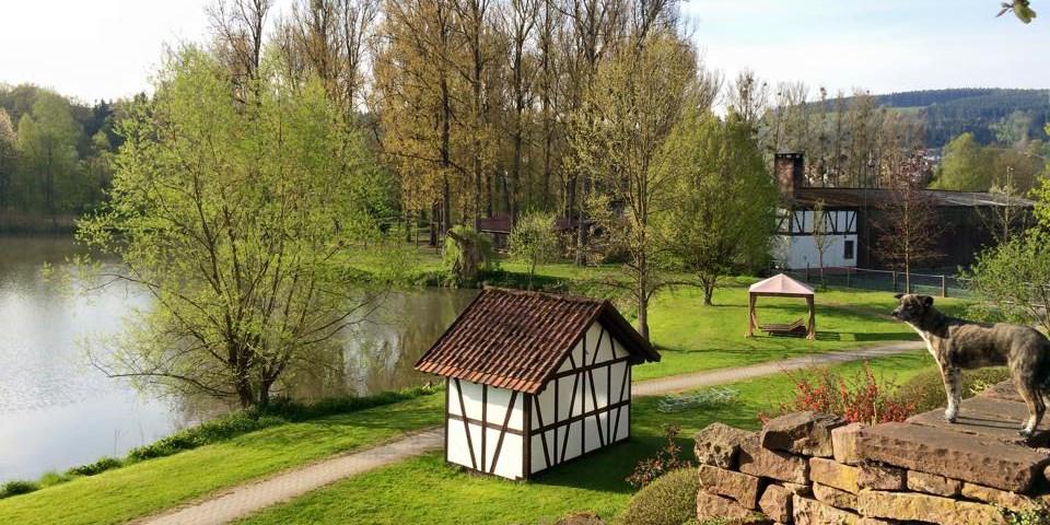 Seehotel Gut Dürnhof -- Rieneck