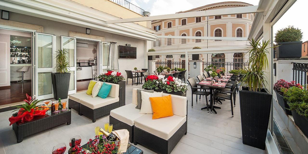 Relais Trevi 95 Boutique Hotel -- Rome, Italy