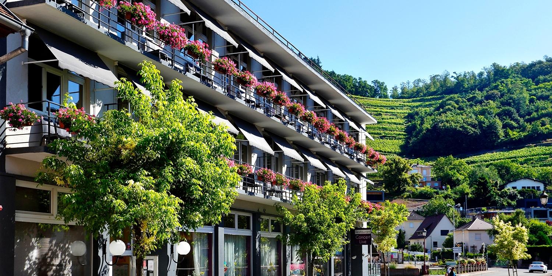 Hotel Restaurant de l'Ange -- Guebwiller, France
