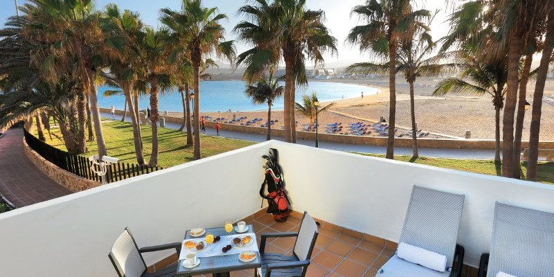 Barceló Castillo Beach Resort -- Antigua, Spain