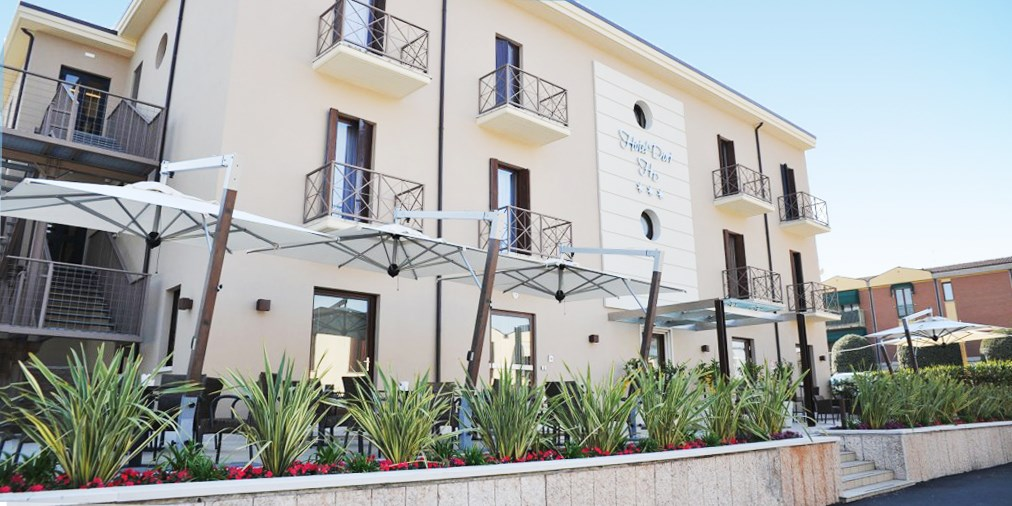 Hotel Dori -- Peschiera, Italien