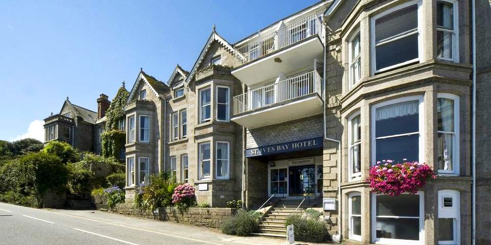 The St Ives Bay Hotel -- St. Ives, United Kingdom