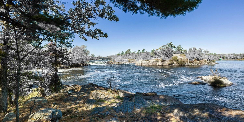 $113 – Picturesque Stoney Lake Retreat, Reg. $207 -- Burleigh Falls, Canada