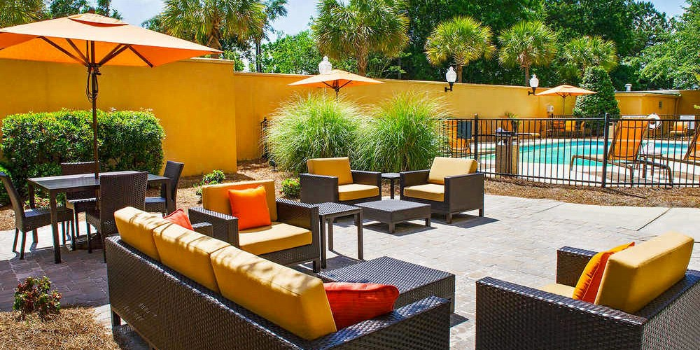 Courtyard by Marriott North Charleston Airport/Coliseum -- North Charleston, SC