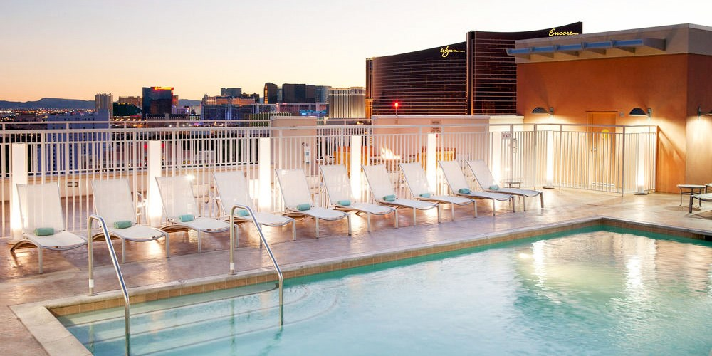 SpringHill Suites by Marriott Las Vegas Convention Center -- Las Vegas, NV