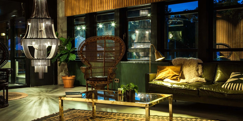 Hotel V Fizeaustraat -- Amsterdam, Niederlande