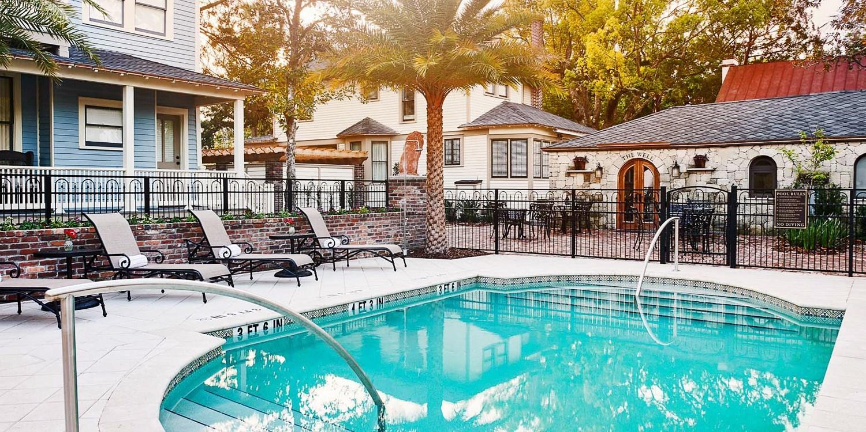 The Collector Luxury Inn & Gardens -- St. Augustine, FL