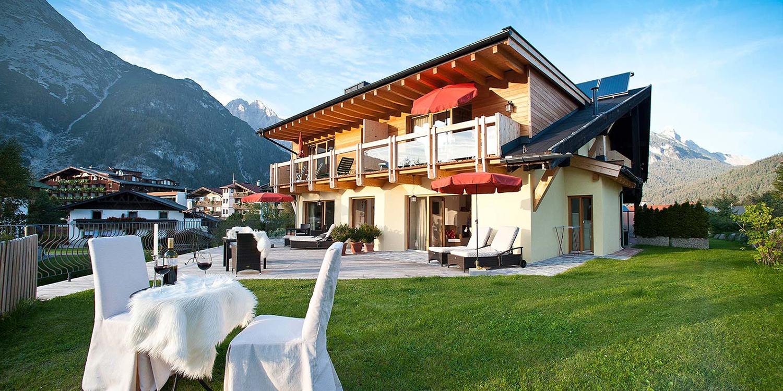 Alte & neue Mühle -- Leutasch, Österreich