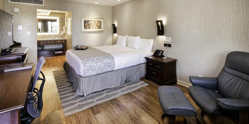 Hotel Strata -- Mountain View, CA