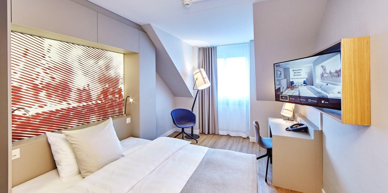 Hotel Wettstein -- Basel, Schweiz