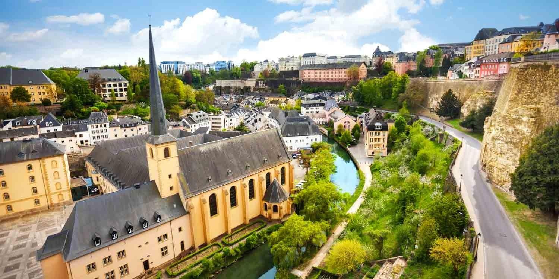 Park Inn by Radisson Luxembourg City -- Luxemburg
